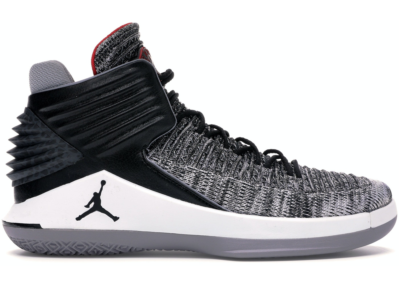 on sale 68f9a 0dc29 Jordan XXXII Black Cement