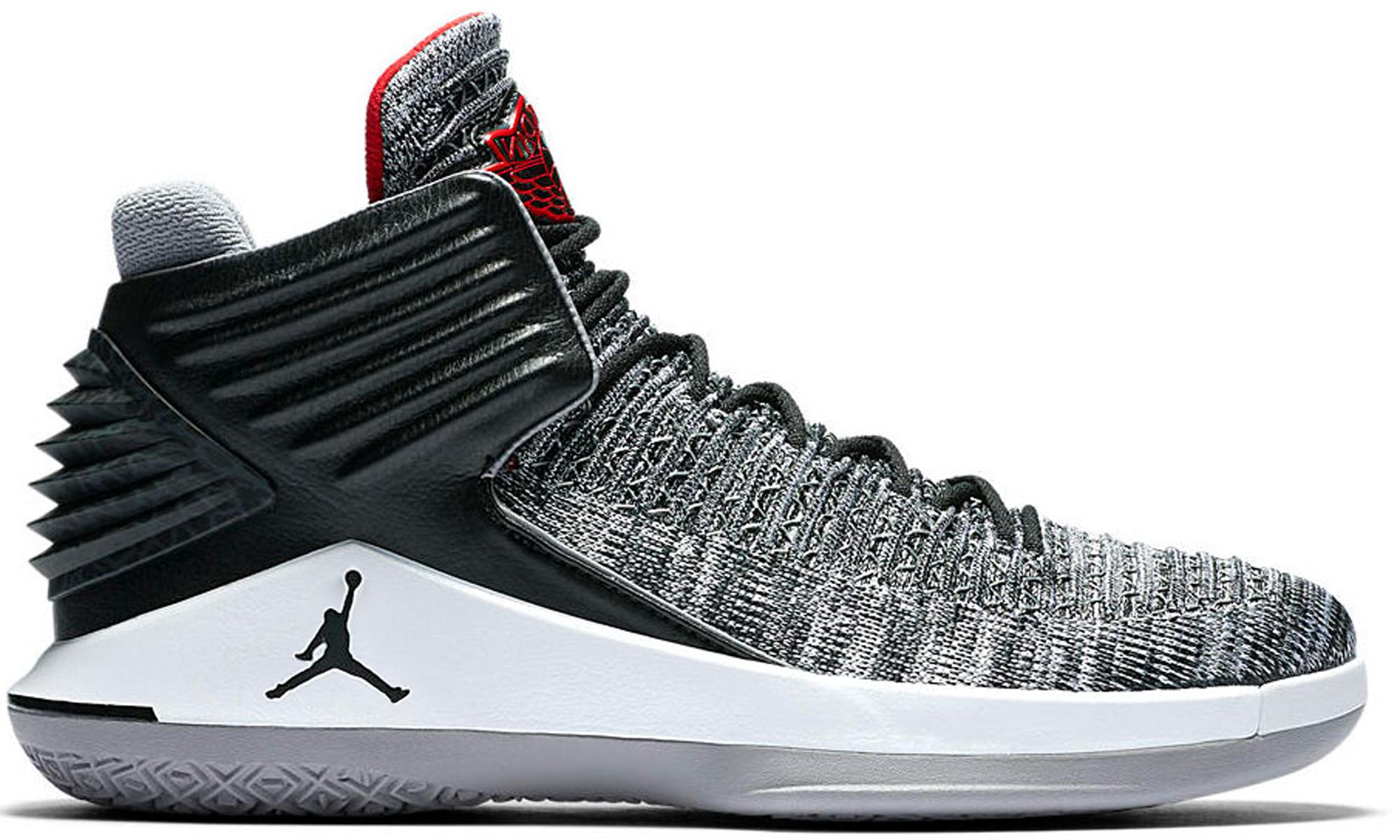 e6ed8e43615 Nike Air Jordan XXXII 32 Retro Women Basketball Shoes Black Brown ...