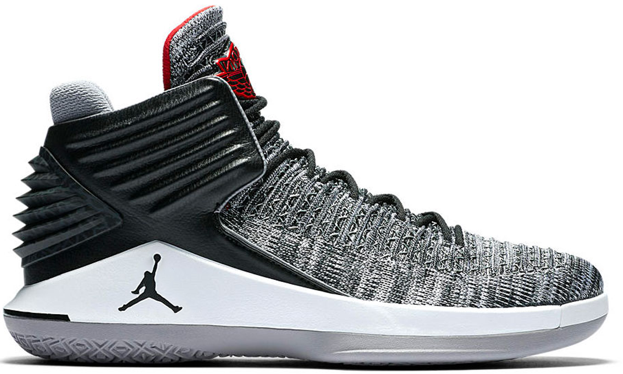 Jordan XXXII Black Cement
