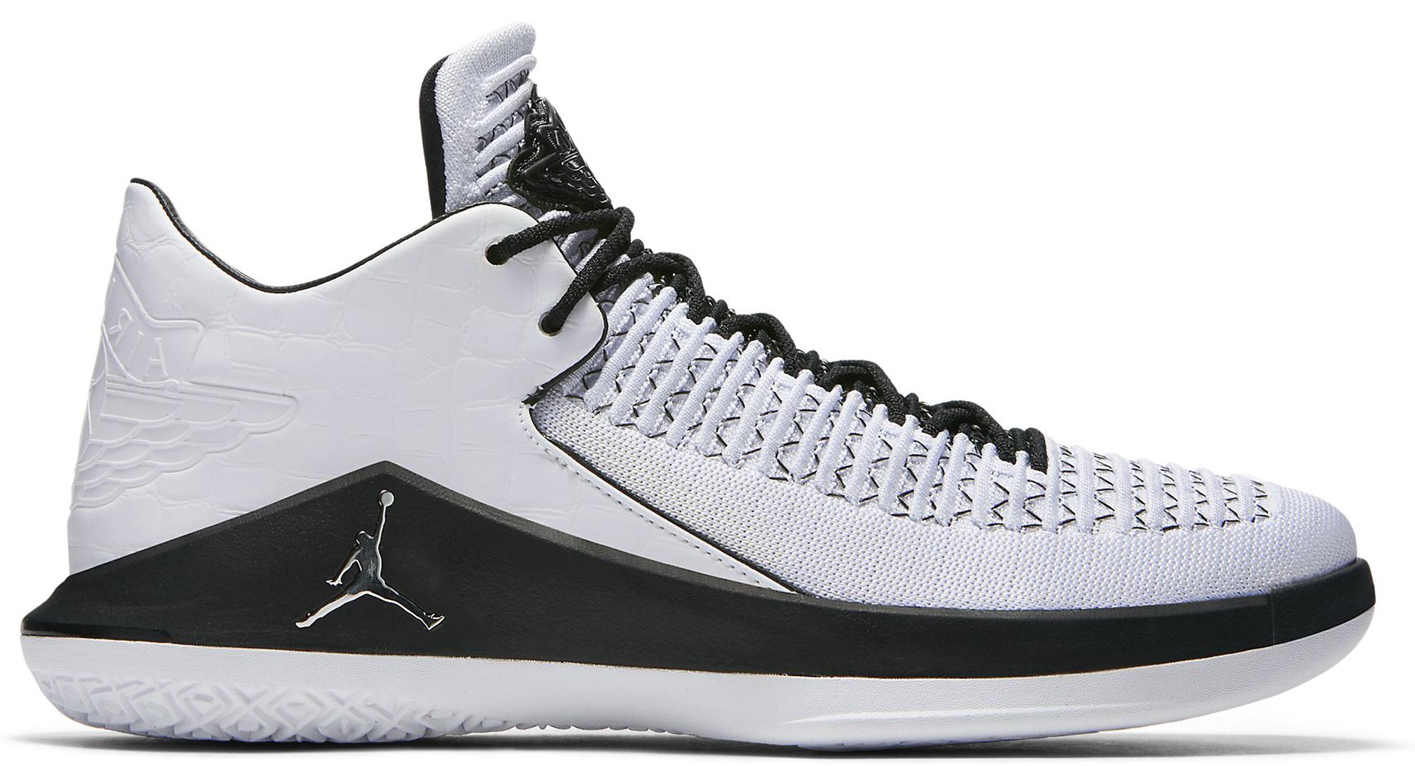 Jordan XXXII Low Wing It