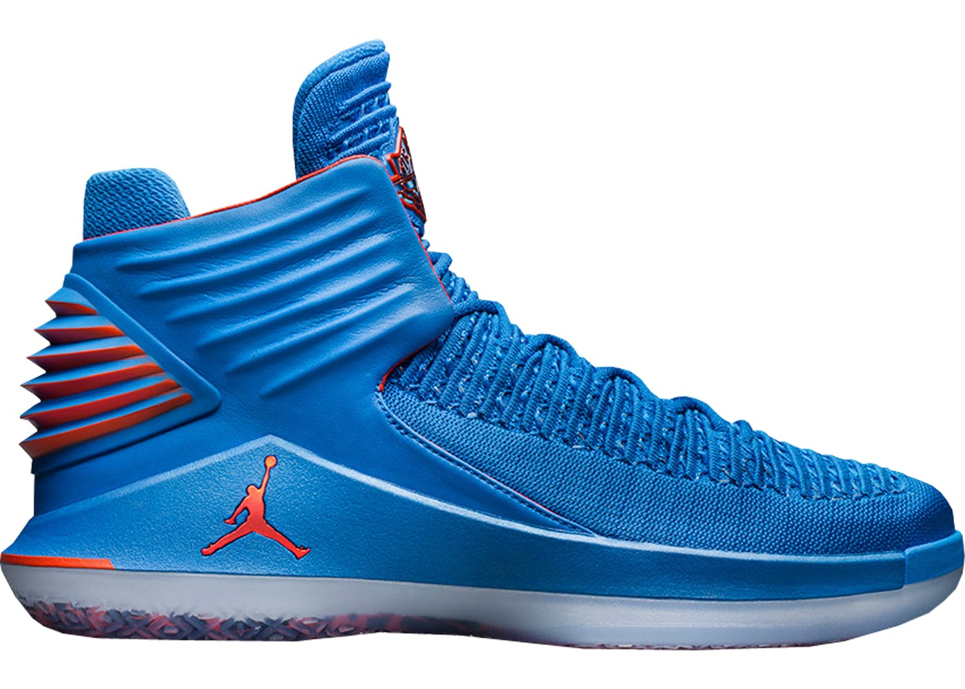 newest collection 681f6 f5e2c Jordan XXXII Russell Westbrook OKC - 0