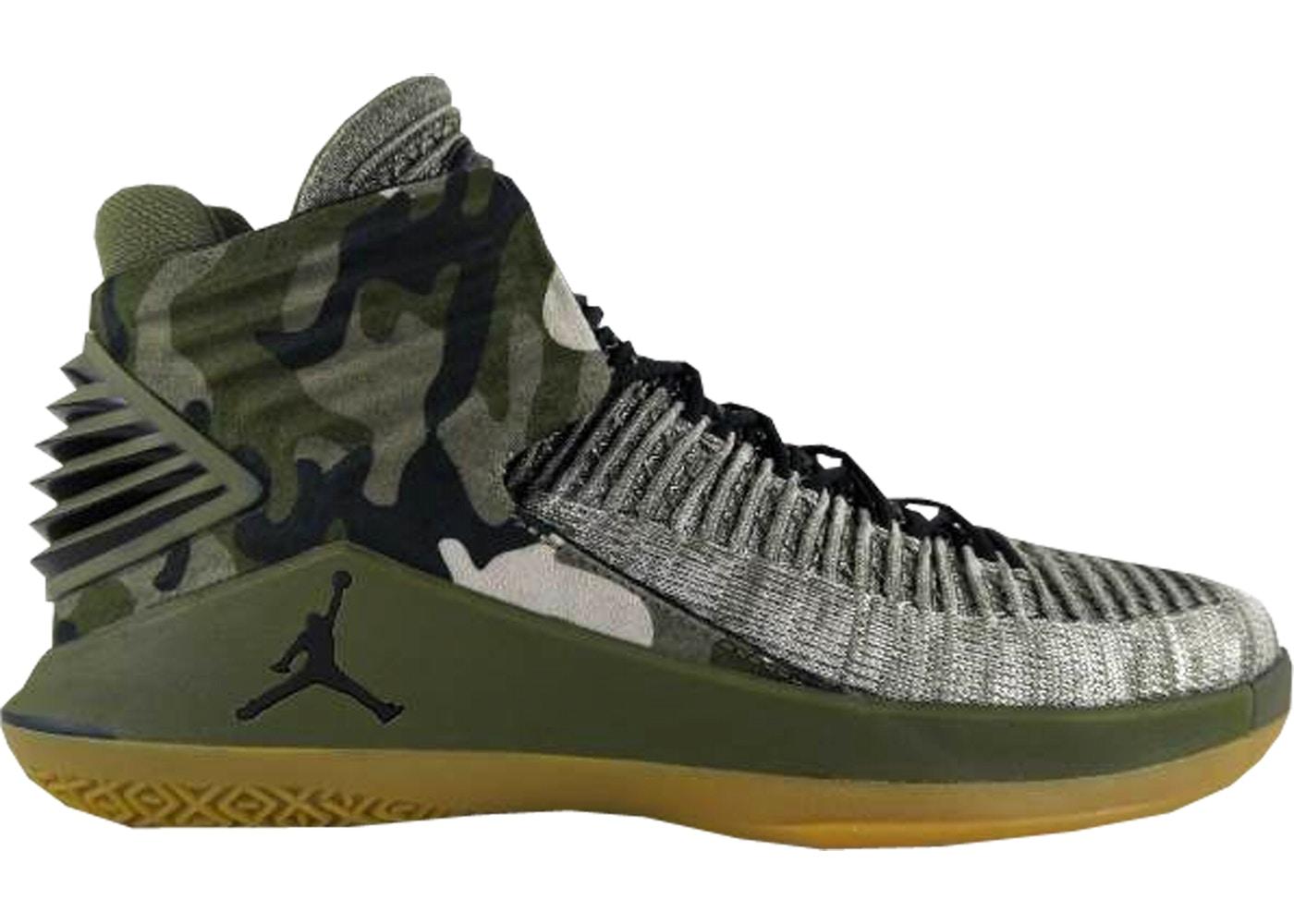 brand new add96 b07ff Jordan XXXII Veteran's Day (2018)