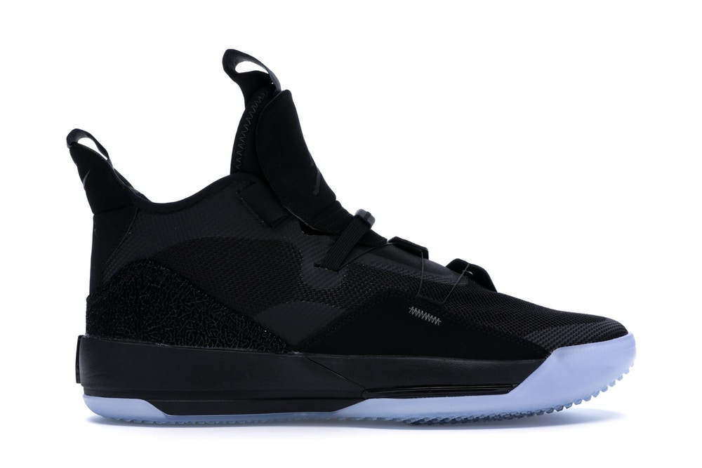 Jordan XXXIII Blackout - AQ8830-002