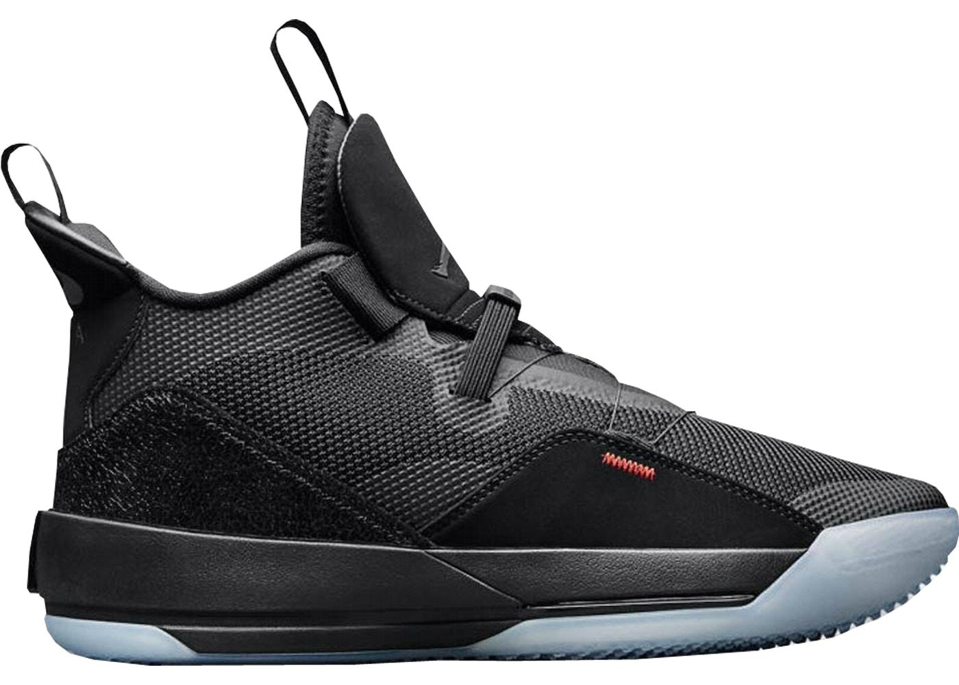 Jordan XXXIII Blackout - AQ8830-002 4a18a8e5b