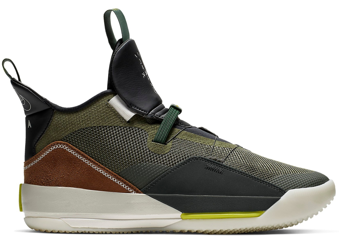 Jordan XXXIII Travis Scott - CD5965-300 2d67b9414