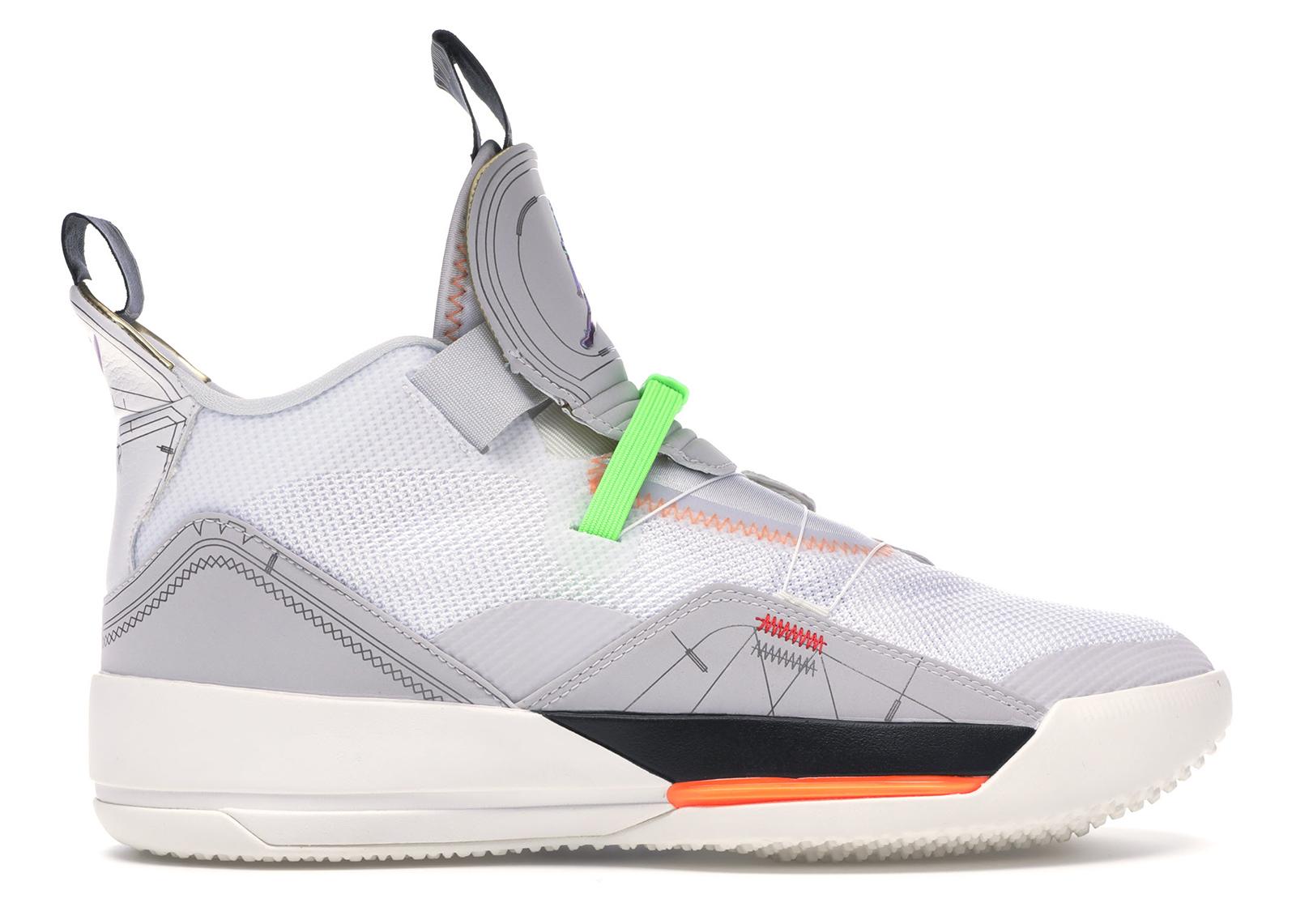 Jordan XXXIII Vast Grey - AQ8830-004