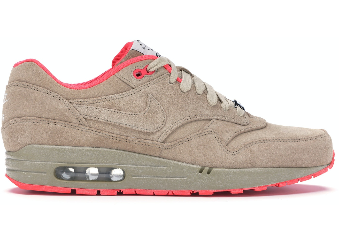 new product ad7b3 dc4db Air Max 1 Home Turf Milan - 587922-226