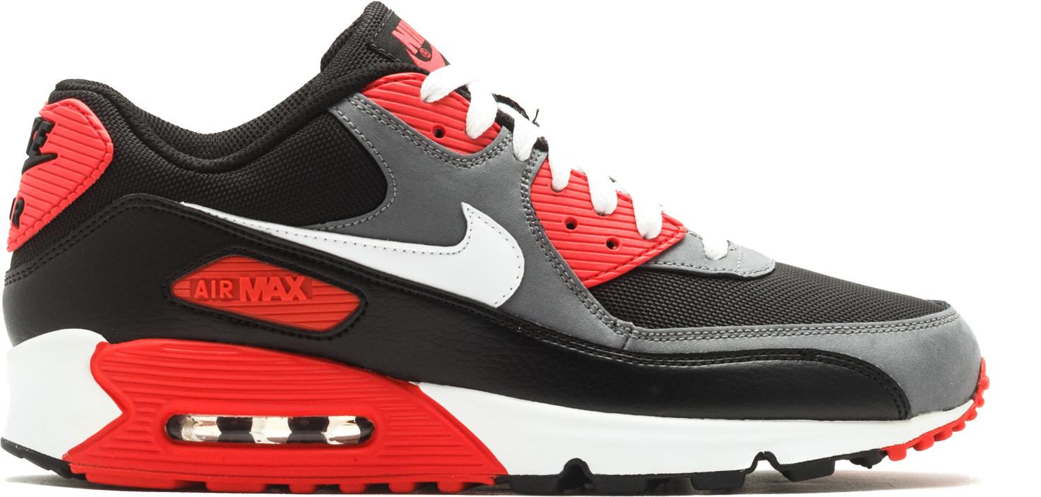 Nike Air Max 90 Black Infrared - 345188-001