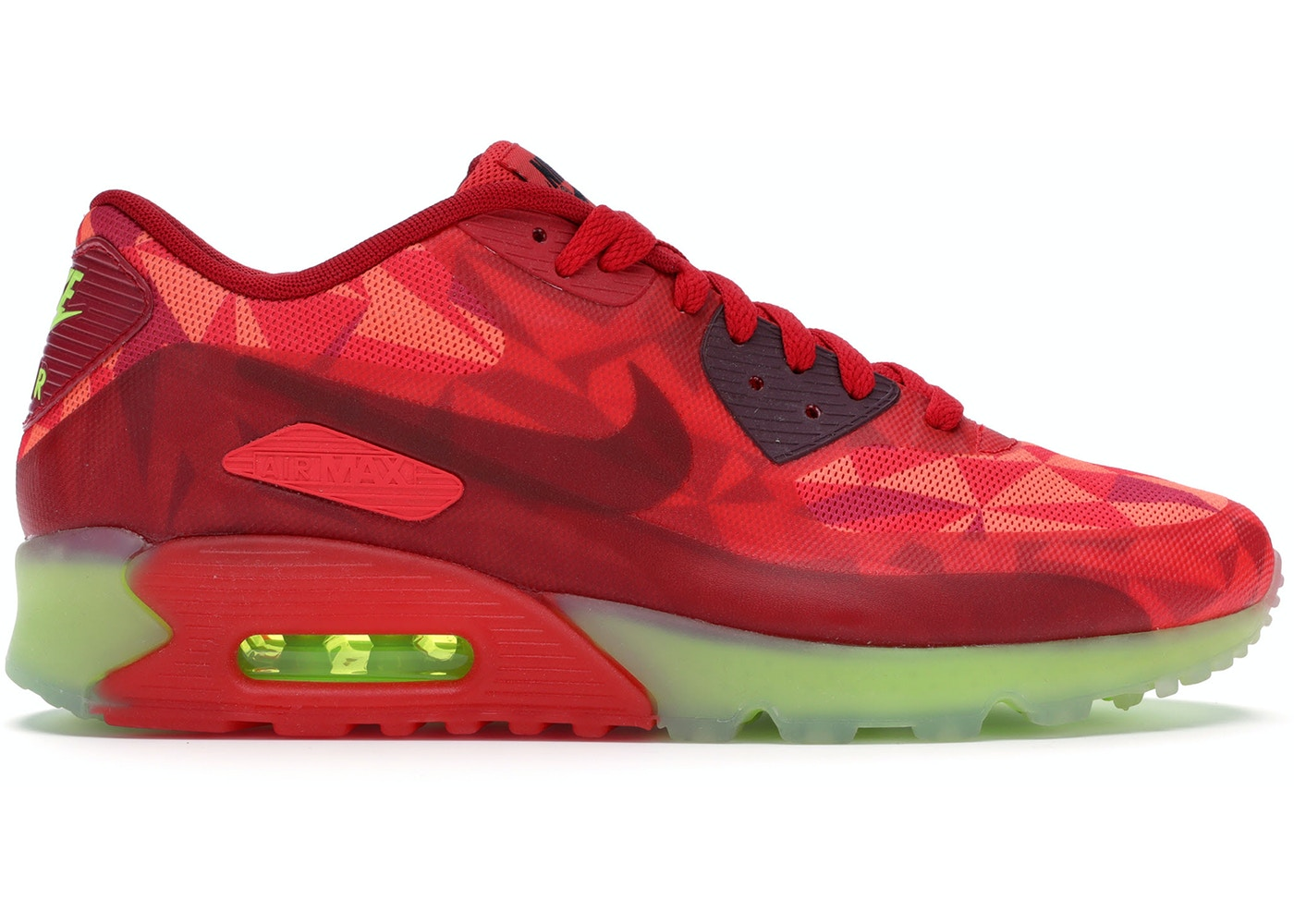 competitive price bcb1d 36838 Air Max 90 Ice Gym Red
