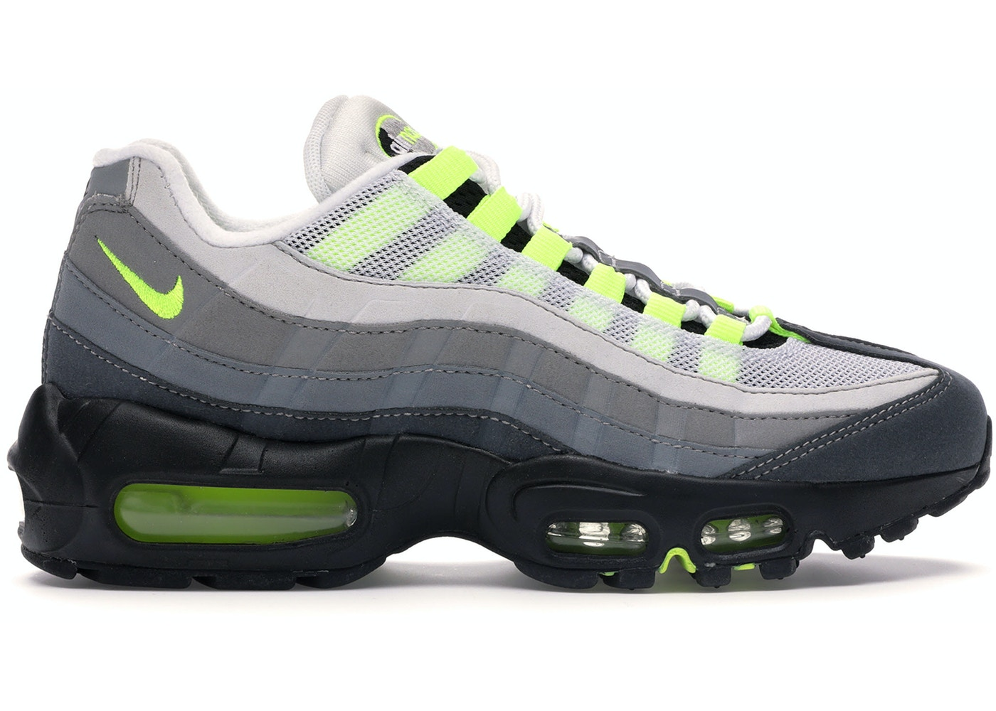 timeless design 53f55 2afdd Air Max 95 OG Neon 2015 (W) - 307960-002