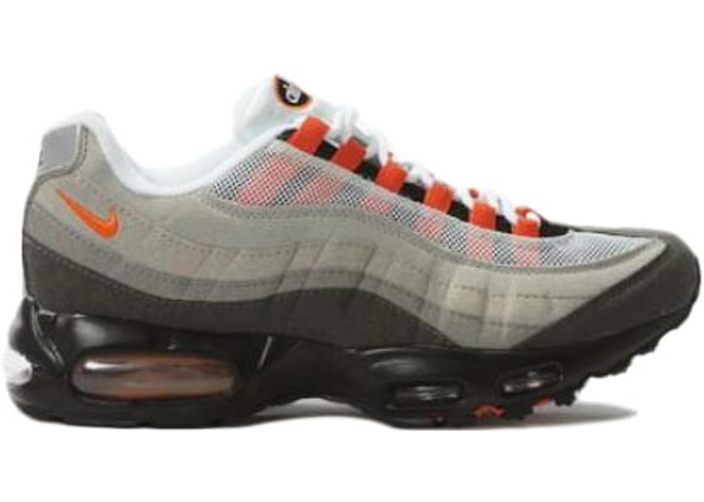 outlet on sale fashion look out for Air Max 95 Team Orange (2009)