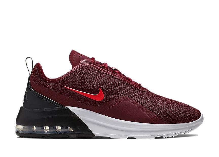 Nike Air Max Motion 2 Team Red - AO0266-602