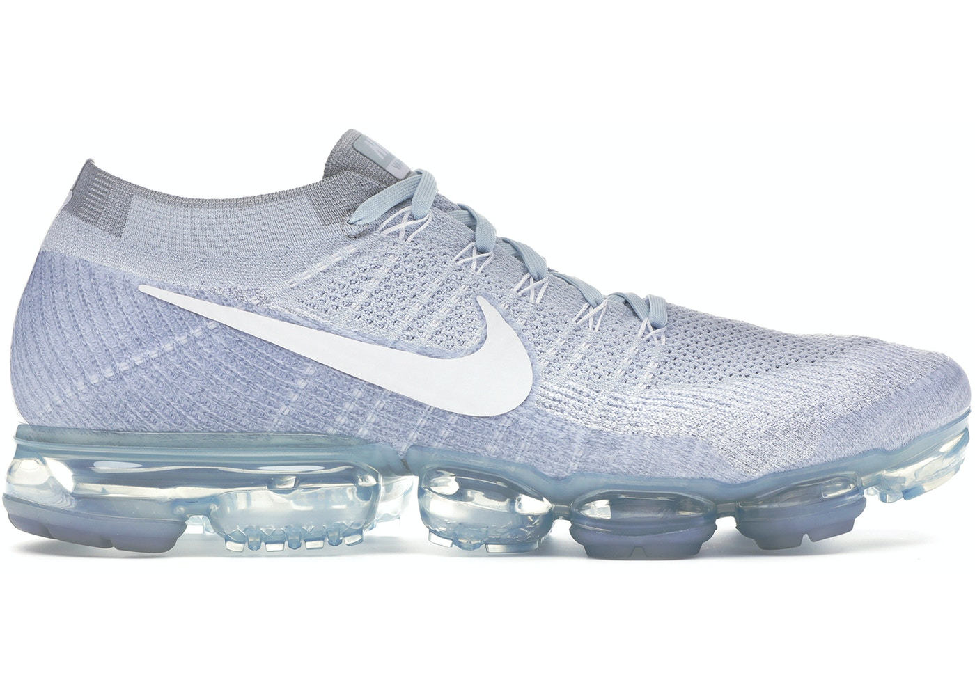 Air VaporMax Pure Platinum - 849558-004 d1f42808e