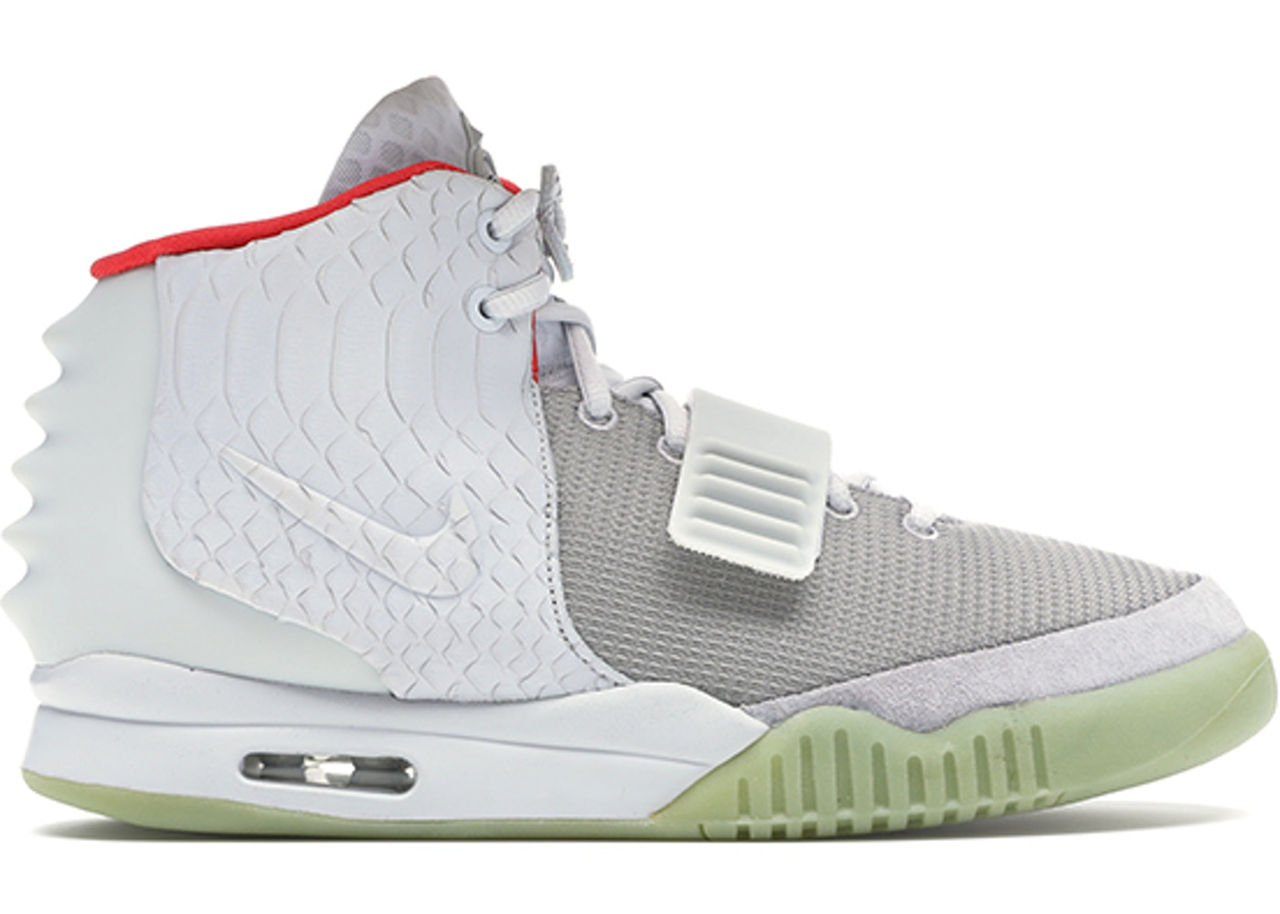 6241d4e69ac Air Yeezy 2 Pure Platinum