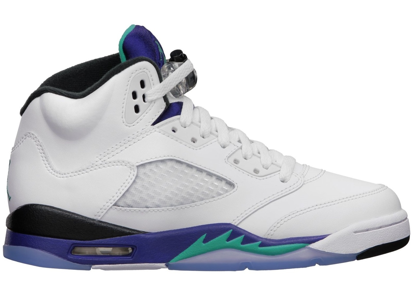 meet e21e1 12af6 Jordan 5 Retro Grape 2013 (GS) - 440888-108