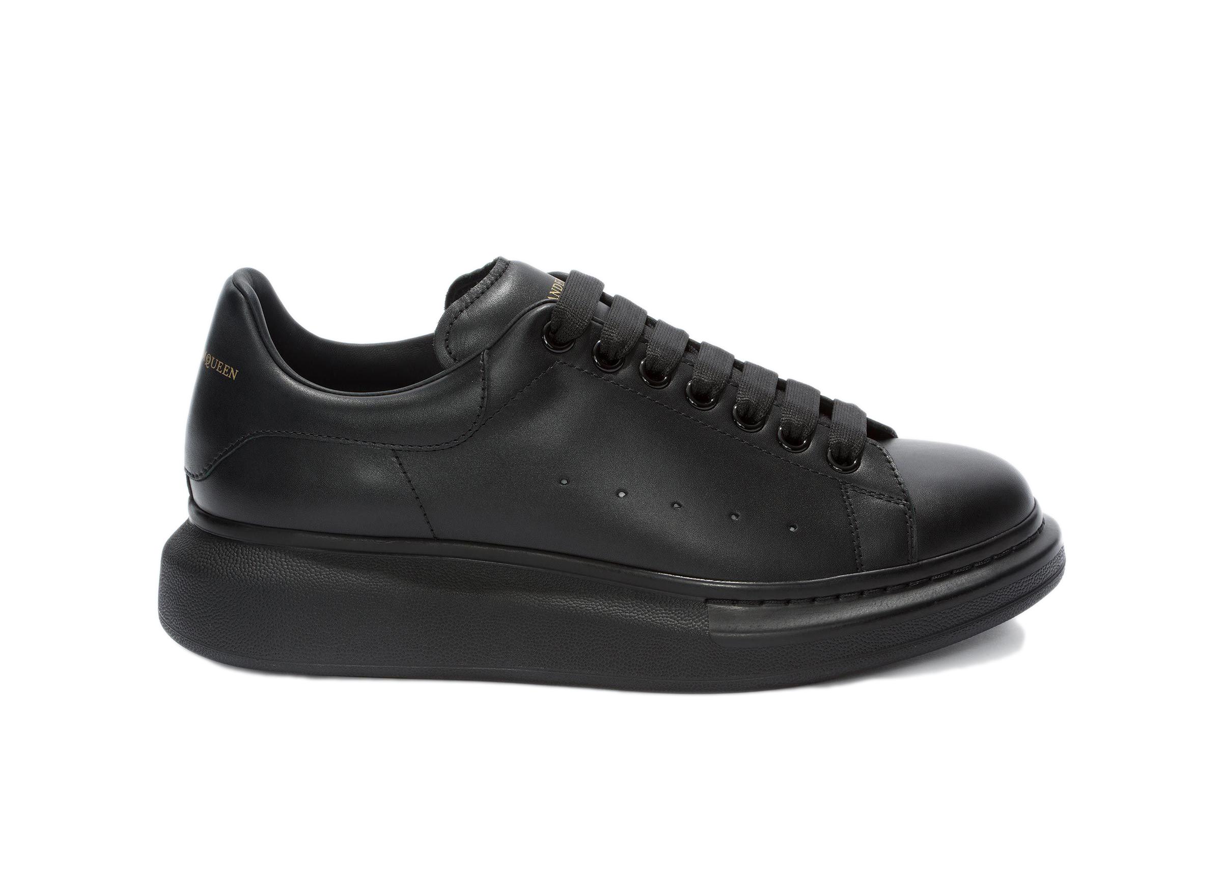 Alexander McQueen Oversized Black