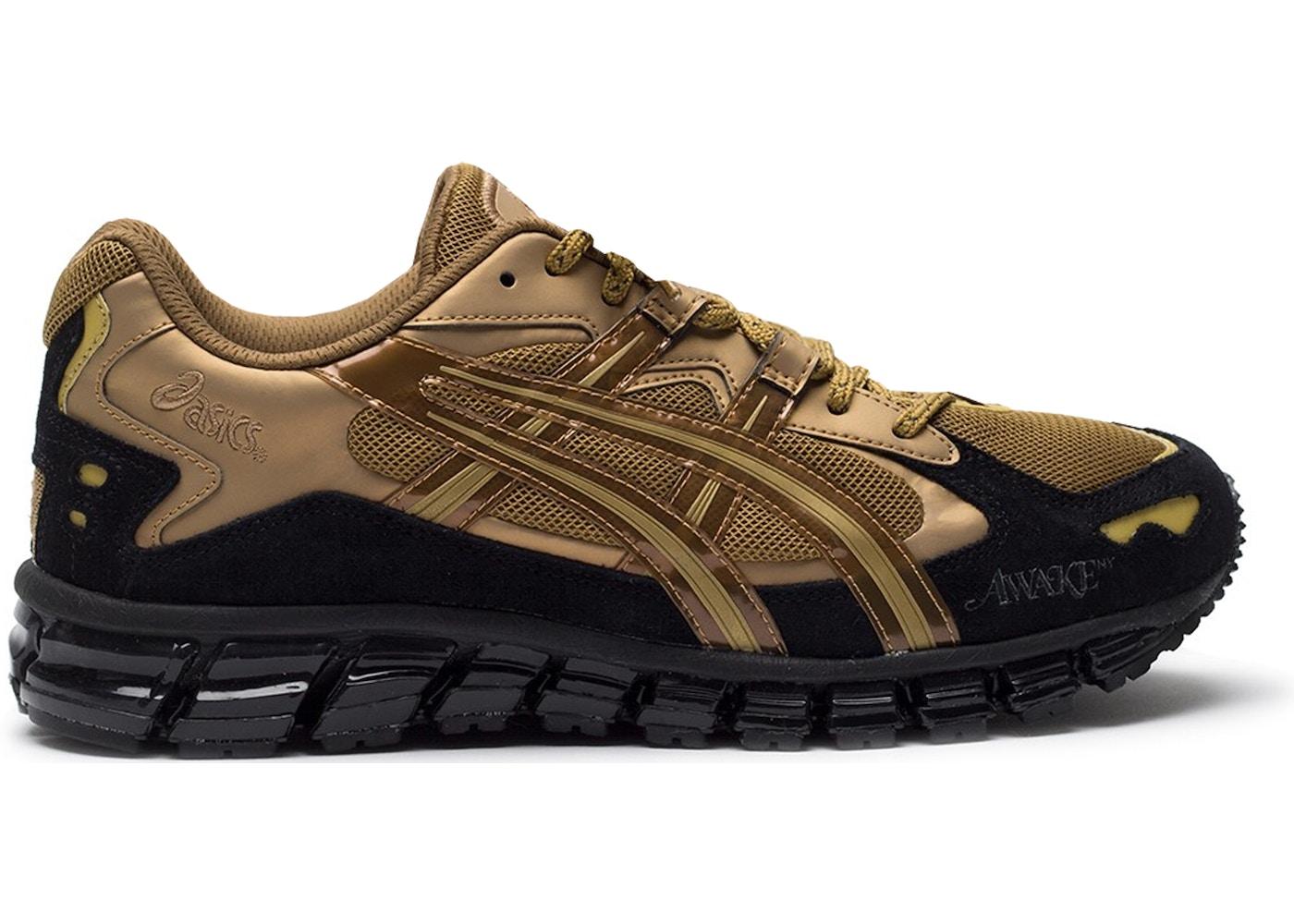 separation shoes 689c3 4b96e Asics Gel-Kayano 5 360 Awake NY Gold
