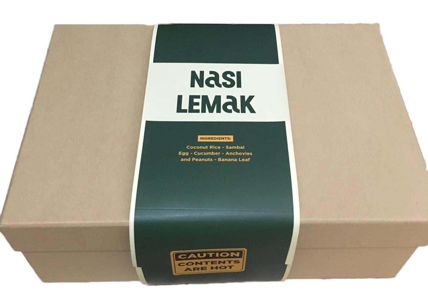 Asics Gel Kayano 5 OG Hundred% x SneakerLAH Nasi Lemak (Special Box)