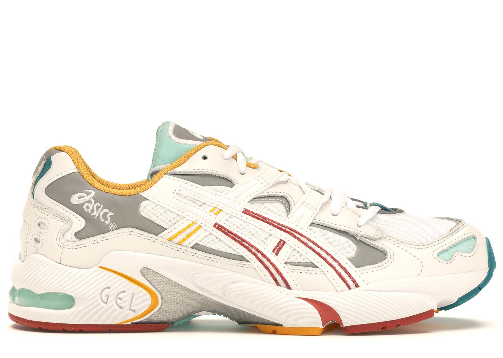 ASICS Size 5 Shoes Volatility