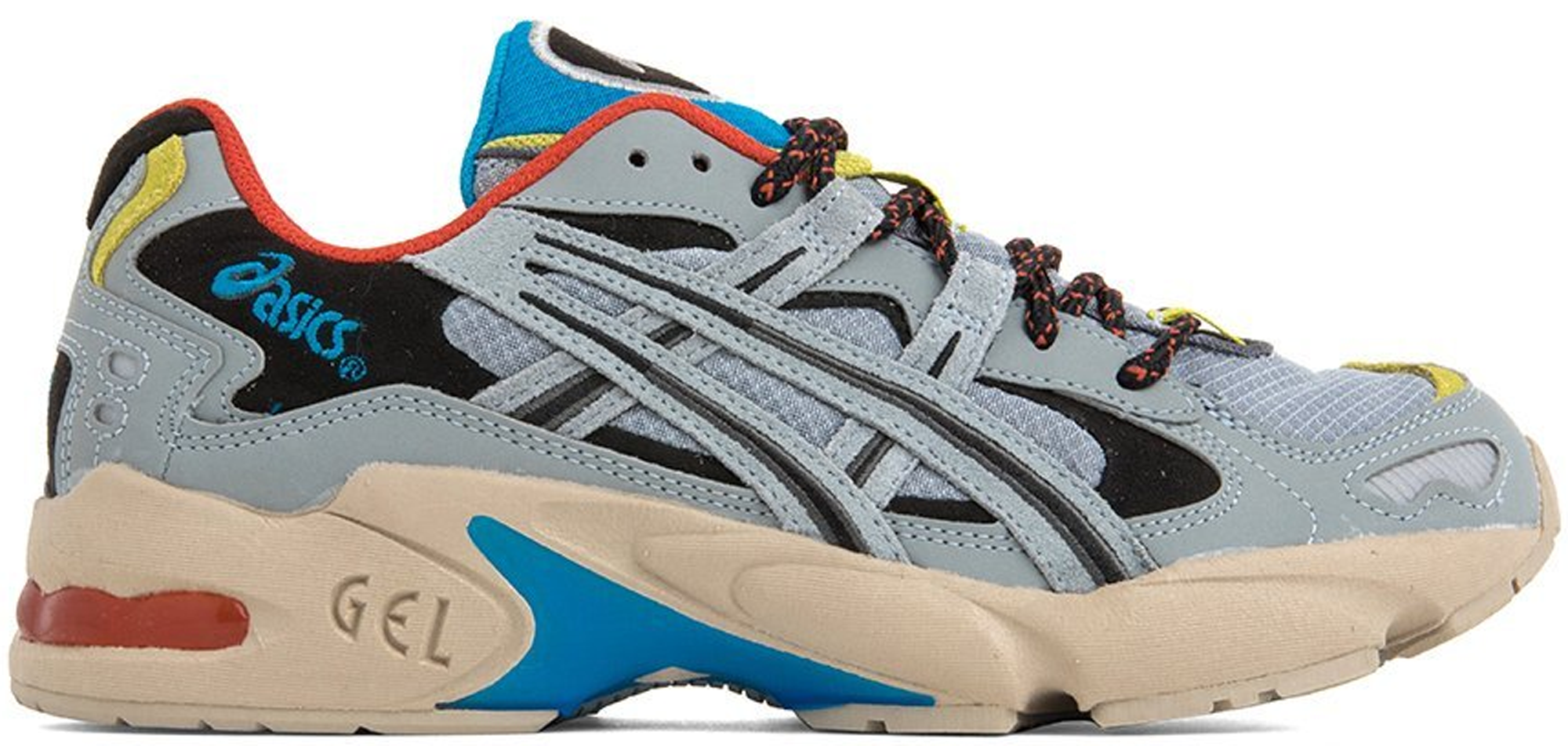 Asics Gel-Kayano 5 Stone Grey