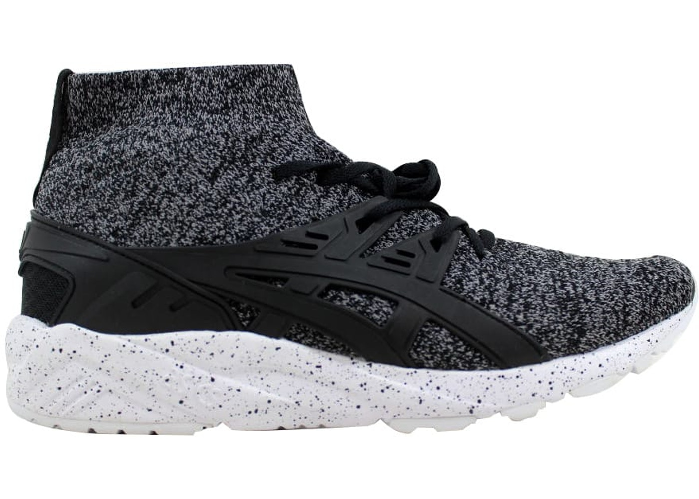 best website a764b 3071d Asics Gel Kayano Trainer Knit MT Black
