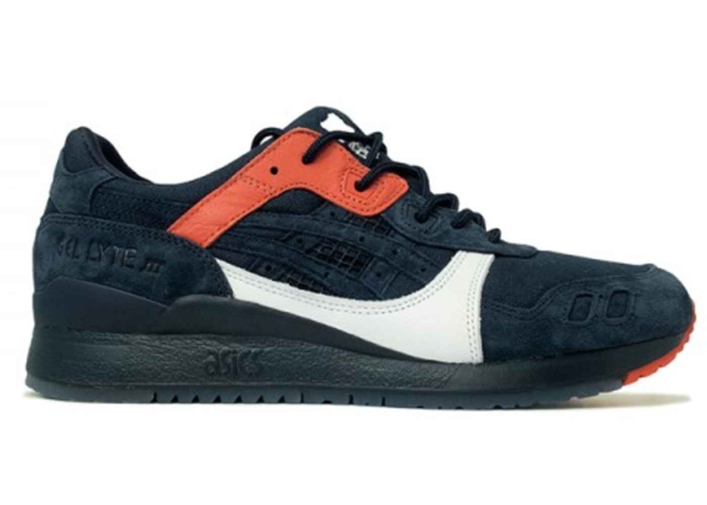 huge discount 7c2ee a1240 ASICS Gel-Lyte III Kicks Lab Hikeshi Hanten