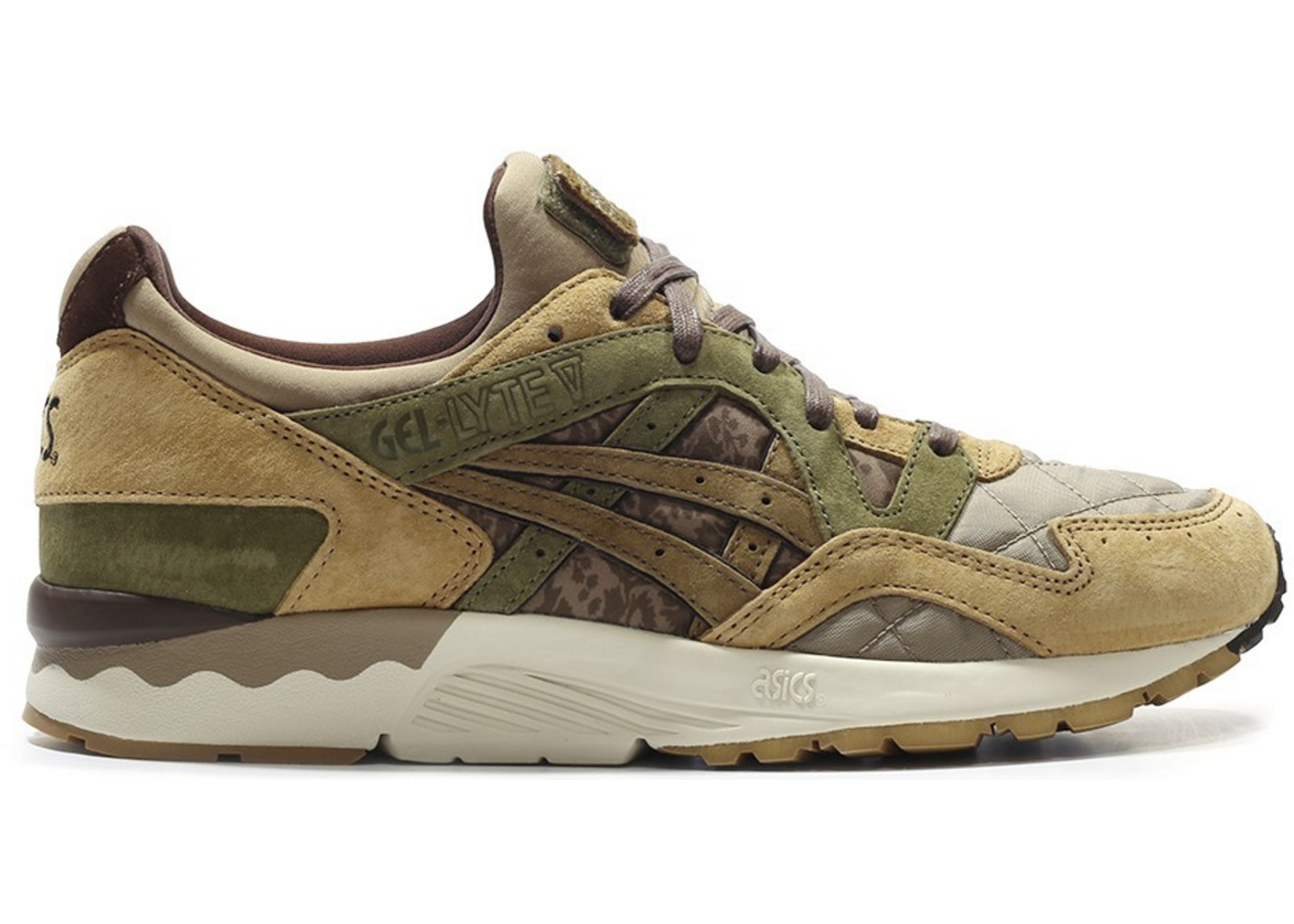 meilleur site web 53be9 09577 ASICS Gel-Lyte V SBTG Kicks Lab Phys Ed