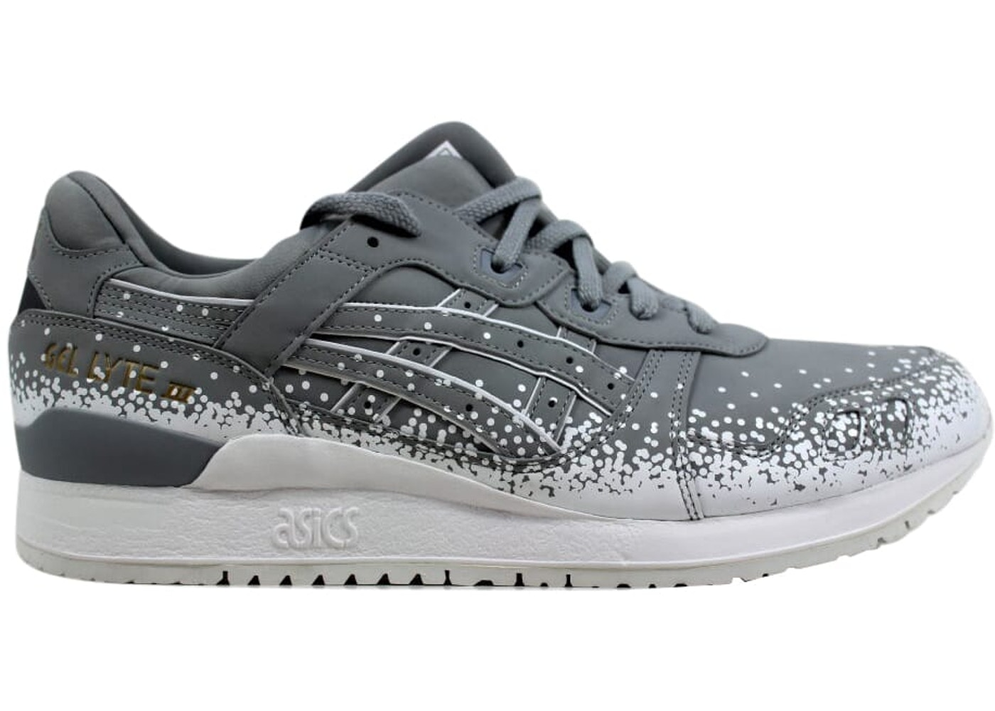 plus récent f39ea 1212d Asics Gel Lyte 3 Light Grey