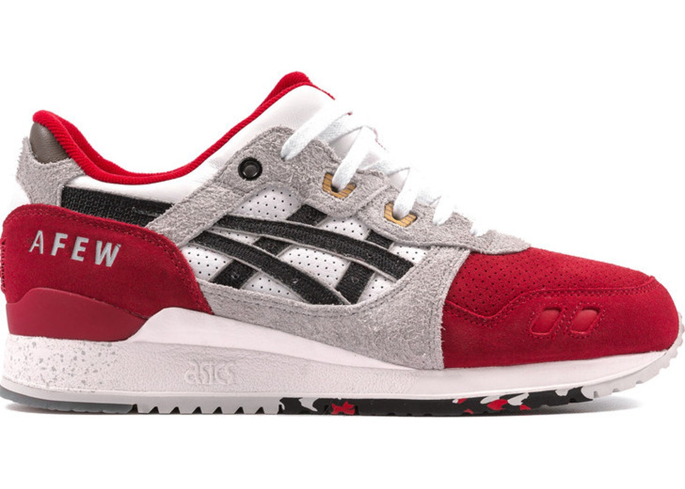 sports shoes 715d4 3104e ASICS Gel-Lyte III Afew