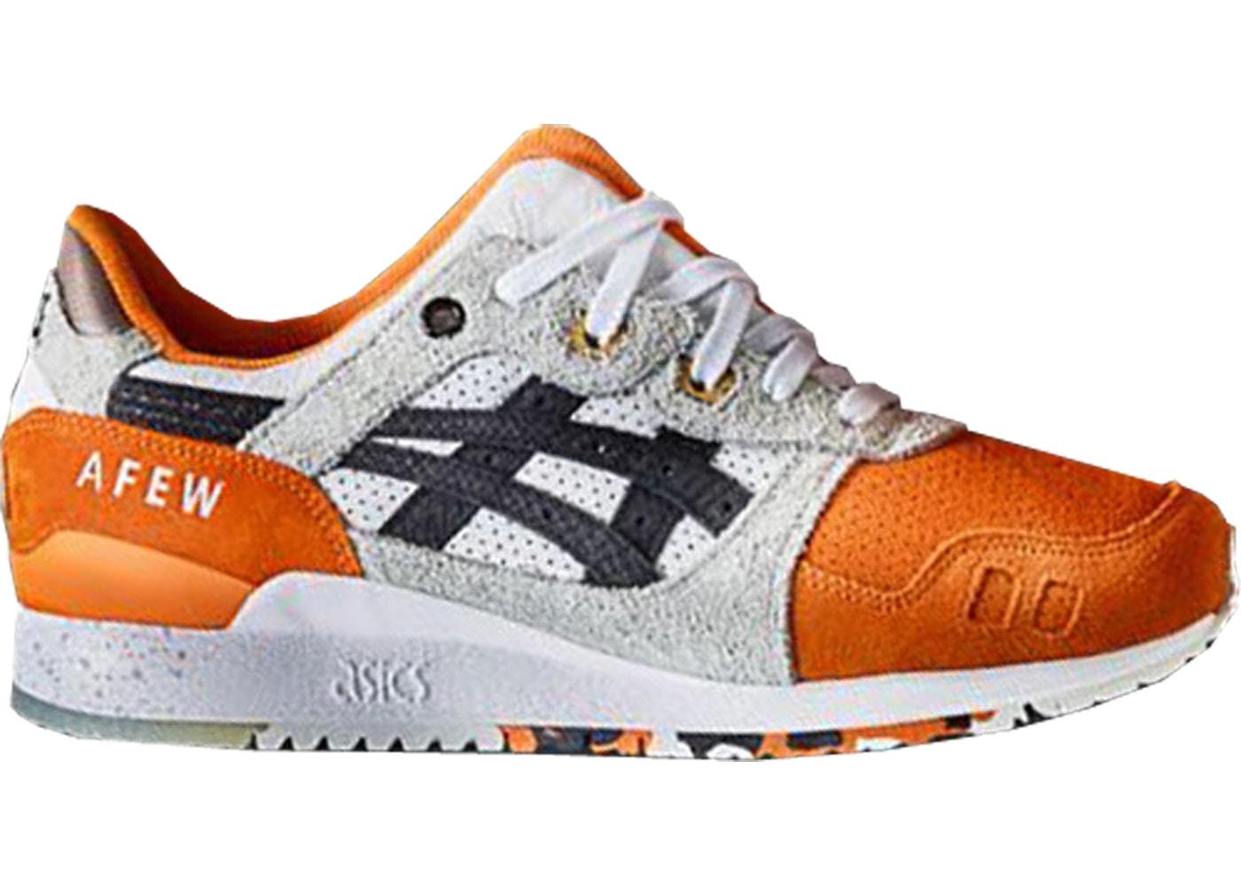sports shoes 75c2e ddb4c Asics Tiger Gel-Lyte Iii X Afew X Beams | Release Plug