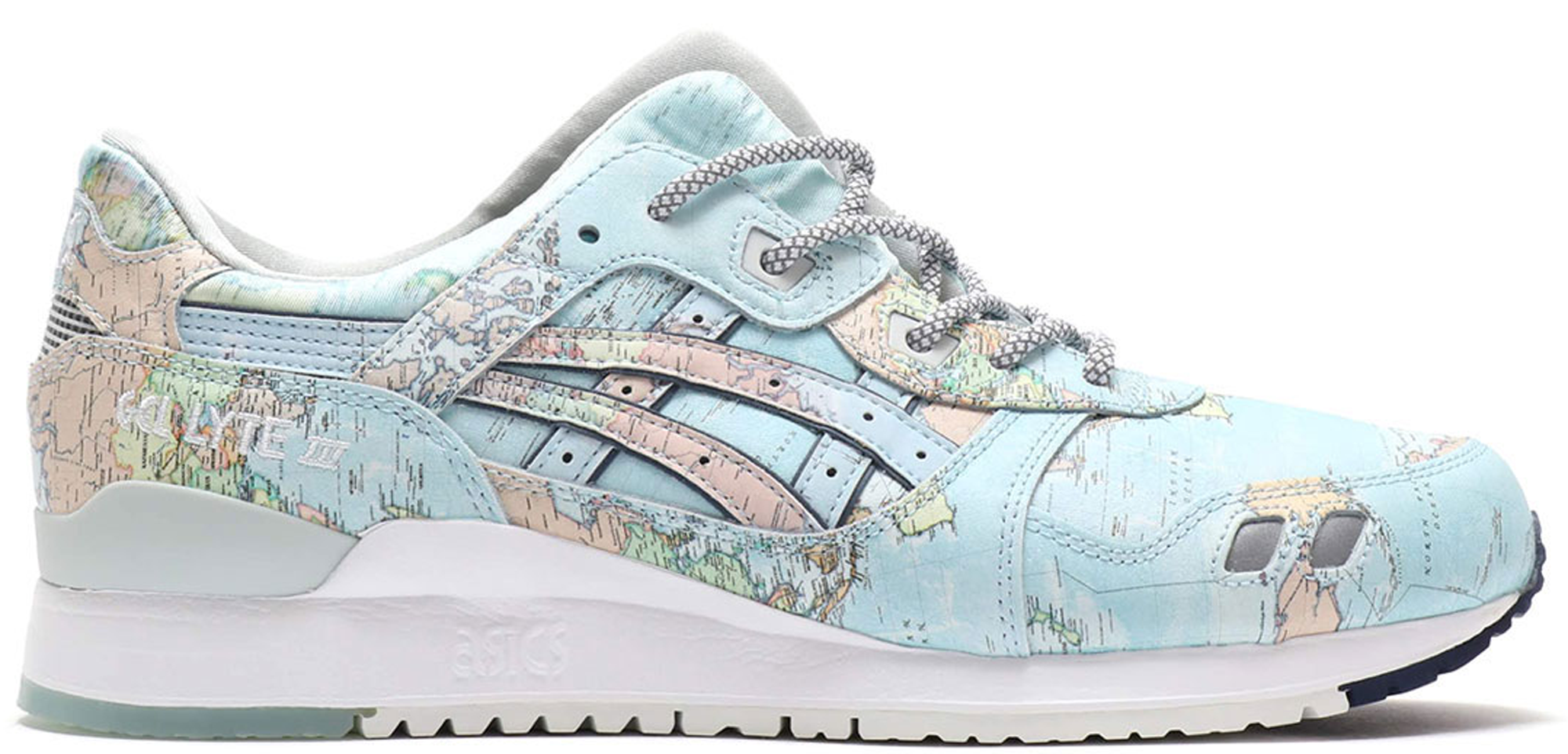 Asics Gel-Lyte III Atmos World Map - 1191