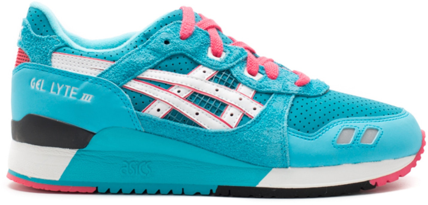 ASICS Gel-Lyte III Bait Teal Dragon