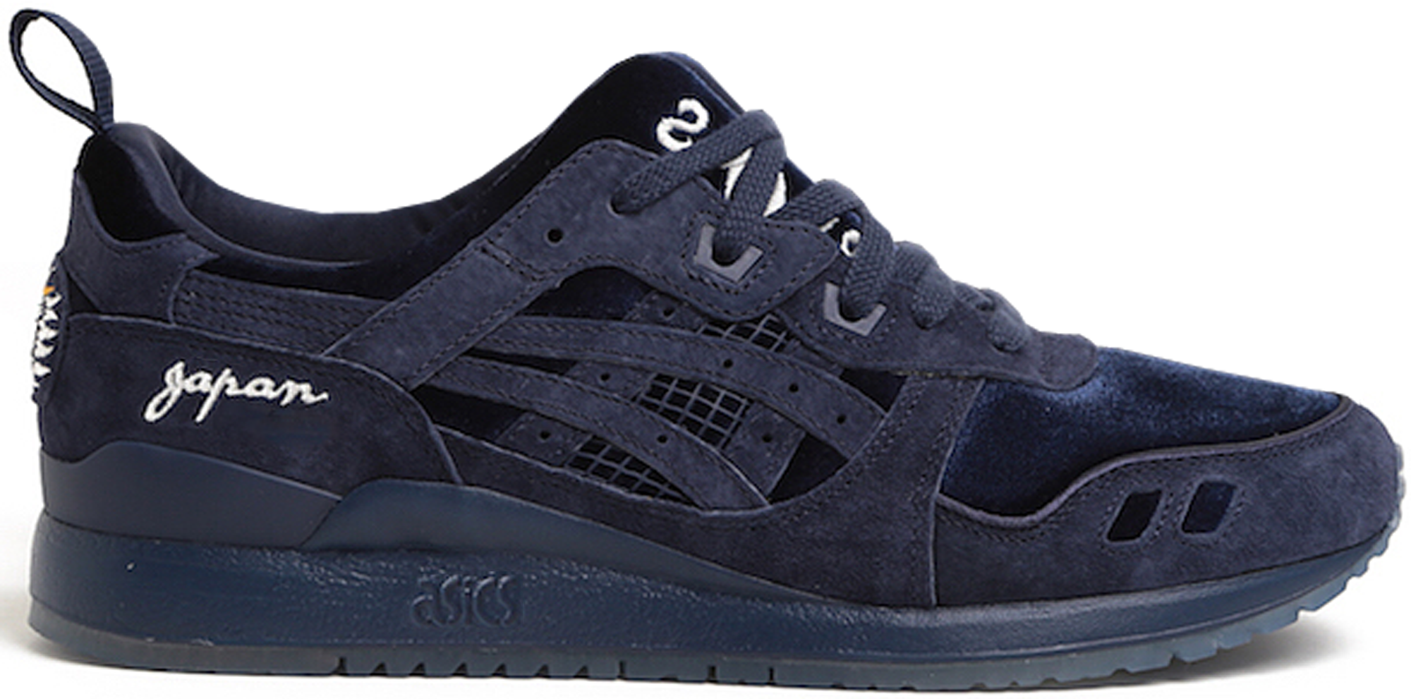 gel lyte iii navy