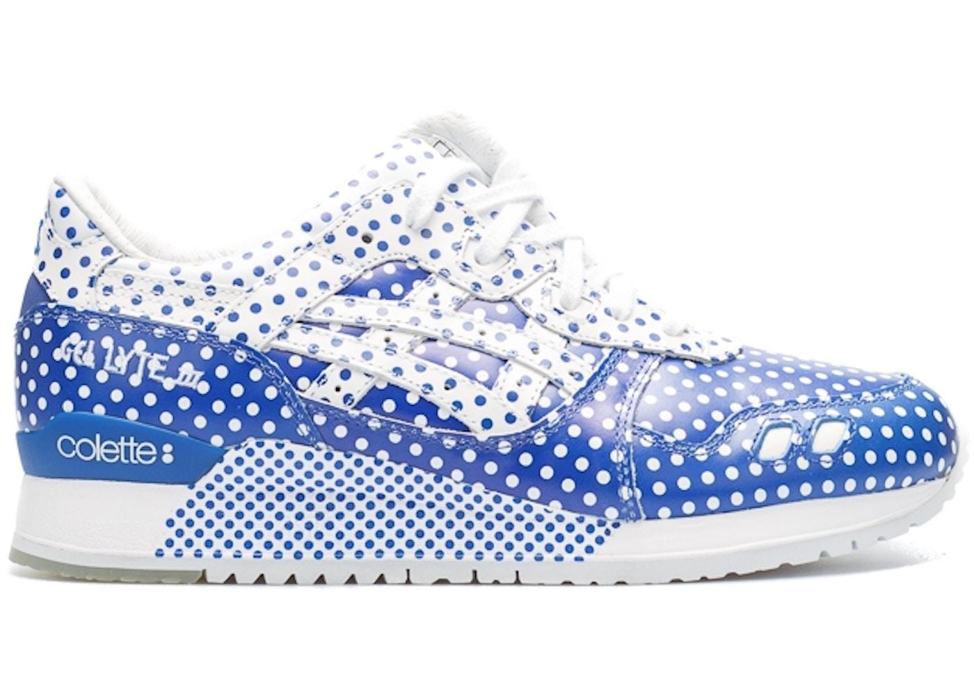 best sneakers 5f308 3bcf8 ASICS Gel-Lyte III Colette