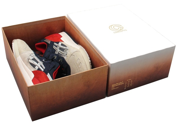 loop schoenen hete producten nieuw kopen ASICS Gel-Lyte III Concepts