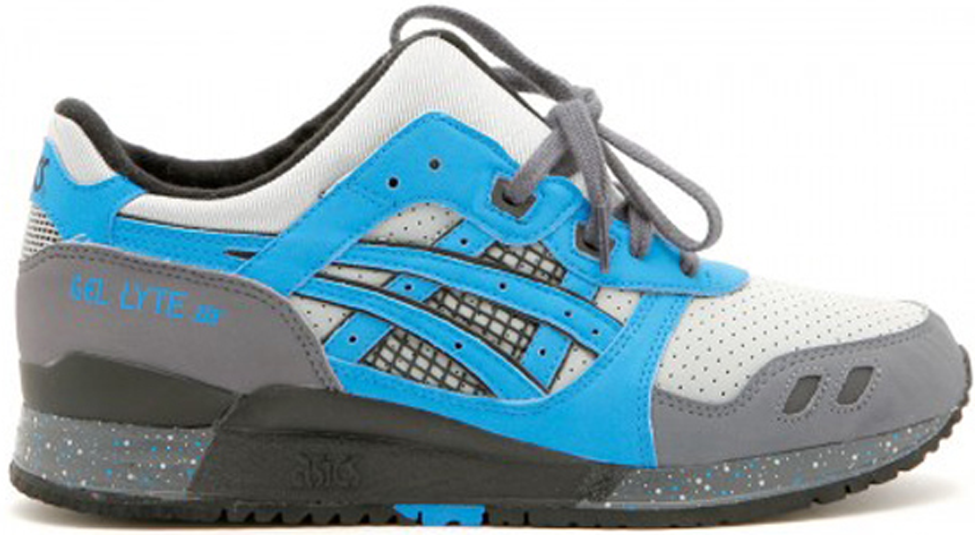 ASICS Gel-Lyte III David Z x Ronnie Fieg Super Blue