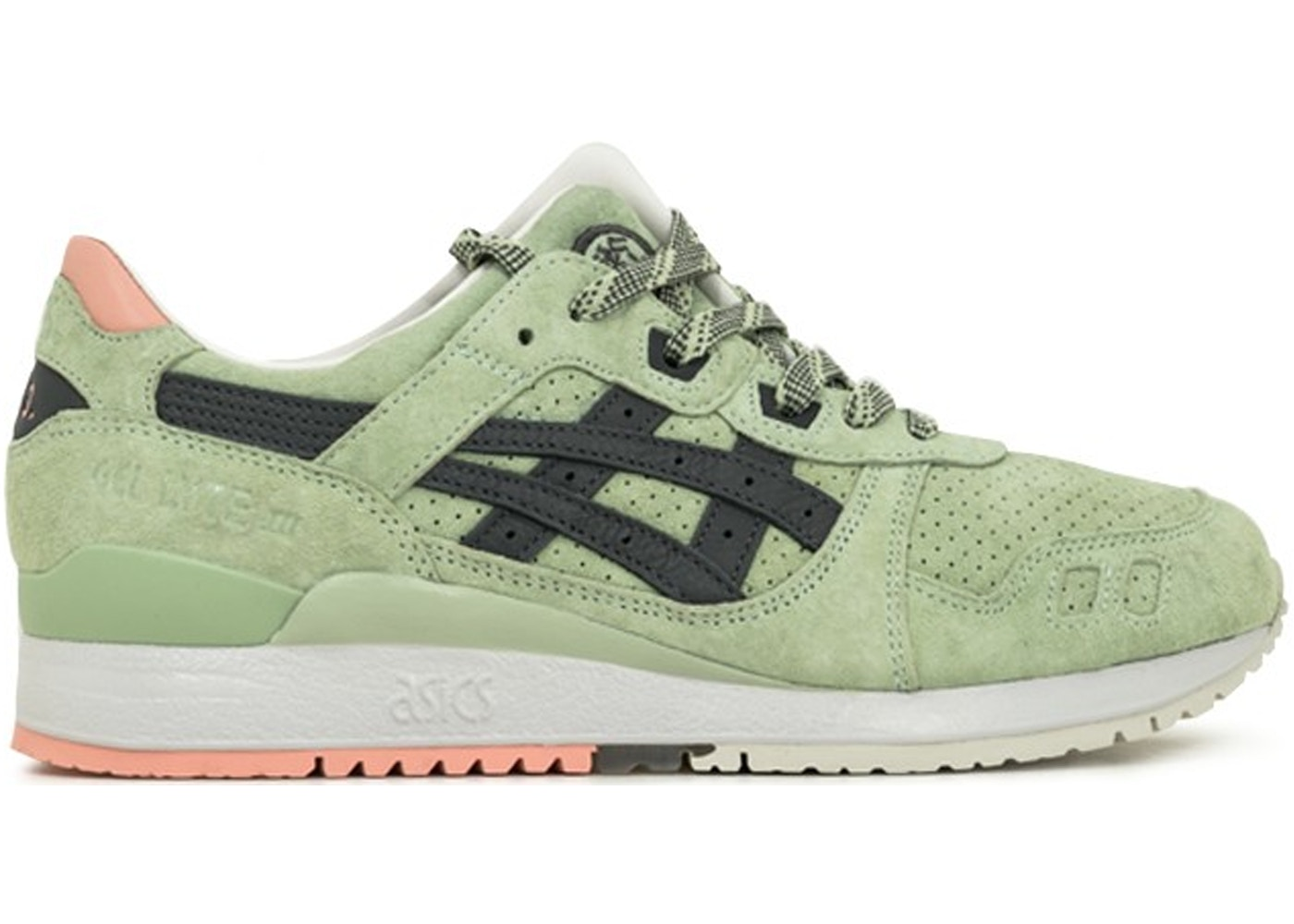 the latest 19dfe 4220c ASICS Gel-Lyte III End Wasabi (No Special Box)