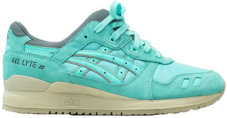 ASICS Gel-Lyte III Kithstrike Cockatoo Green