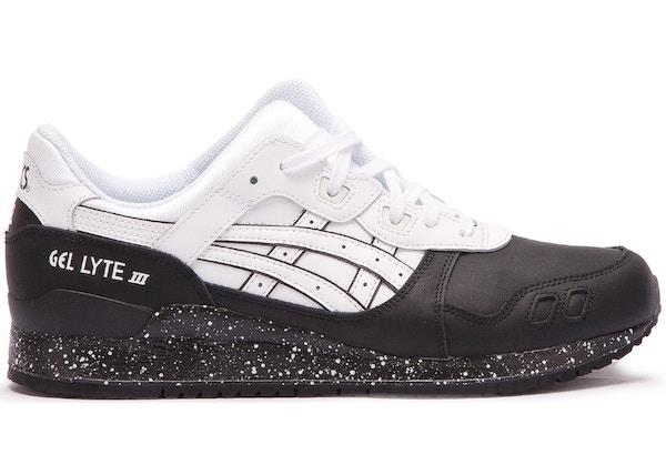 wholesale dealer dcd79 ad6c0 Asics Gel-Lyte III Oreo Pack White Black
