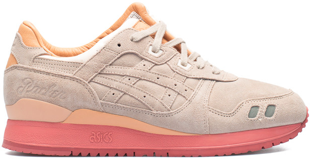 "ASICS Gel-Lyte III Packer Shoes ""Dirty Buck"""