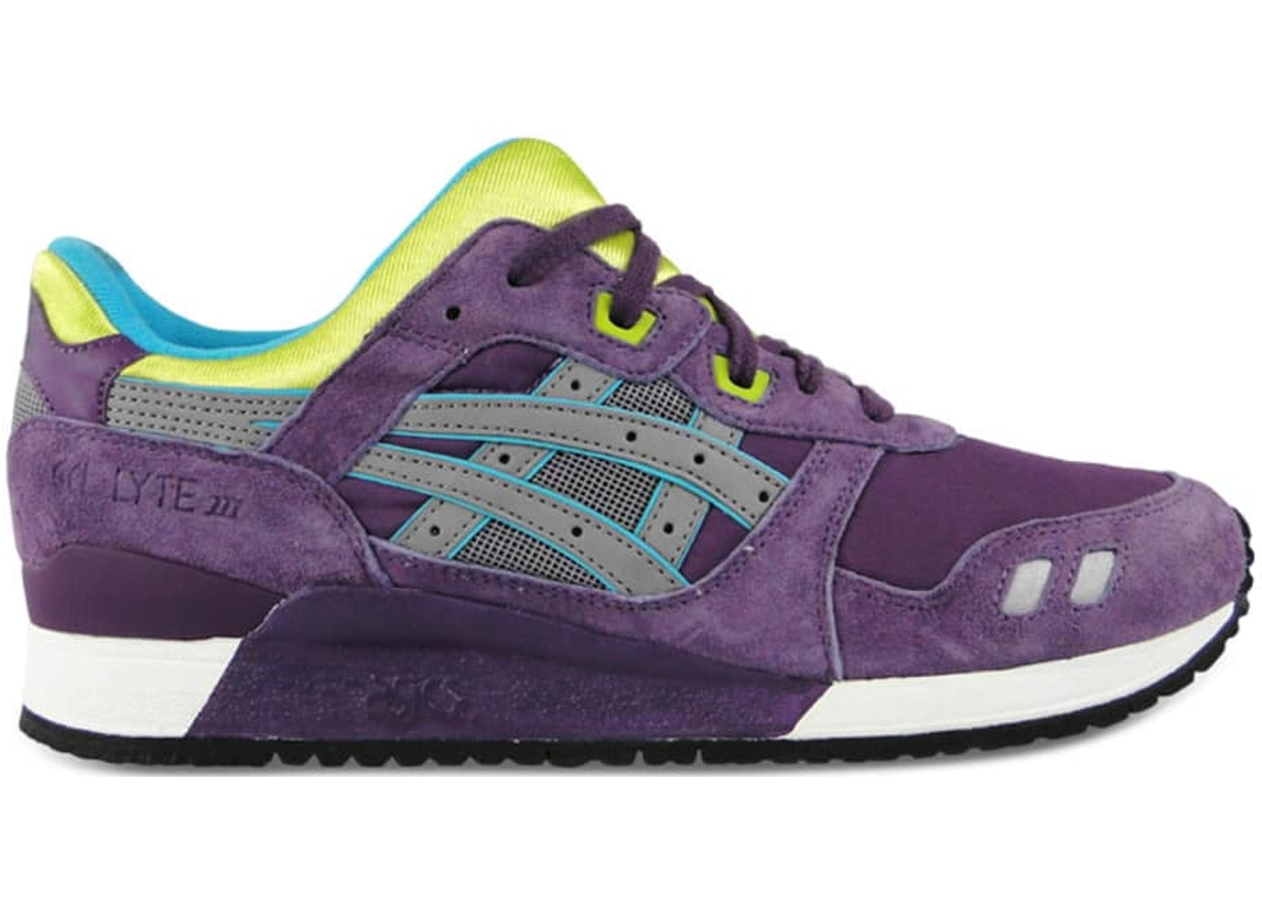 b36b19e7120d Sell. or Ask. Size 9. View All Bids. Asics Gel-Lyte III Purple Grey Lime