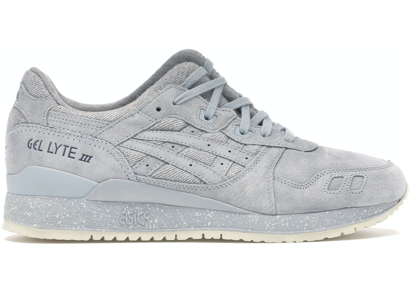 new product d4406 9b75f ASICS Gel-Lyte III Reigning Champ Grey