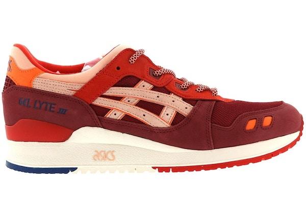 sneakers for cheap 6073d 9425e ASICS Gel-Lyte III Ronnie Fieg Volcano 2.0 - H74CK-3635
