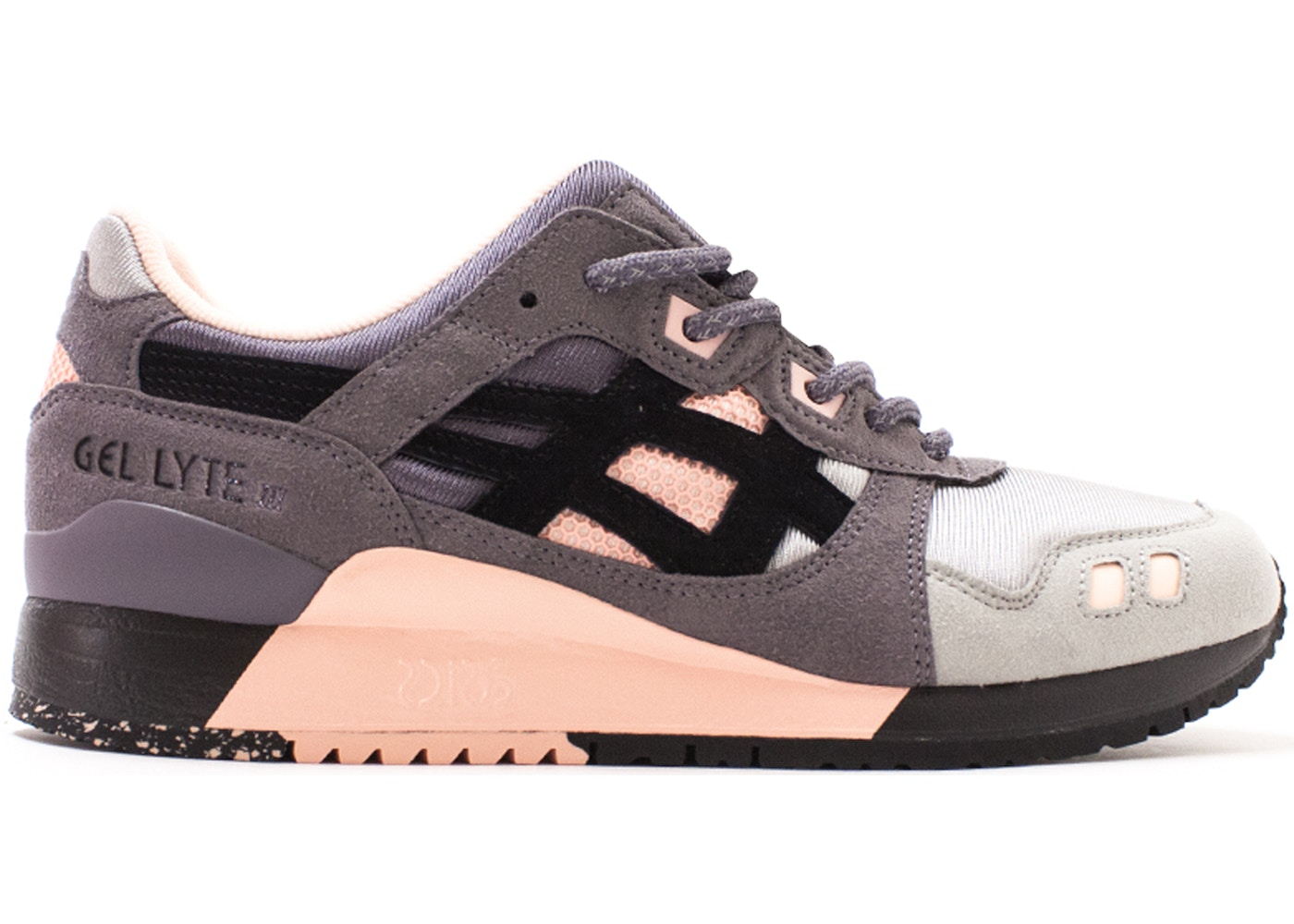 detailed look 1a064 1a624 ASICS Gel-Lyte III WOEI Vintage Nylon