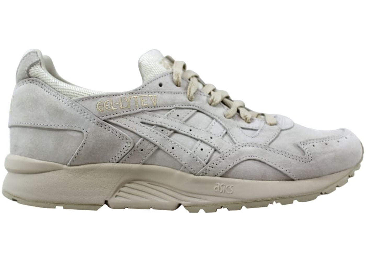 sports shoes 8fb1a 0468a Asics Gel Lyte V 5 Birch/Birch