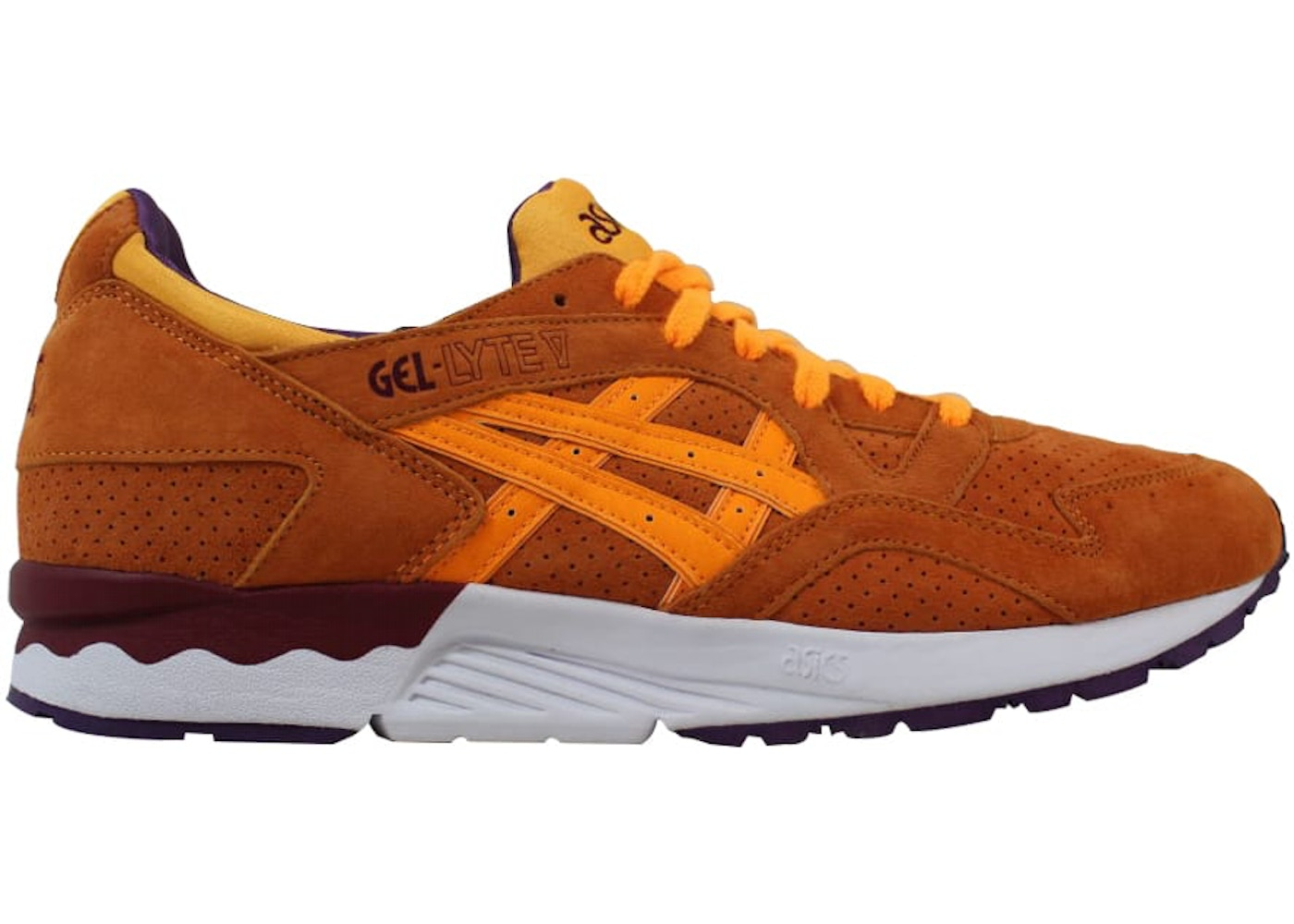 sports shoes 81834 fa908 Sell. or Ask. Size  12. View All Bids. Asics Gel Lyte V 5 Orange ...
