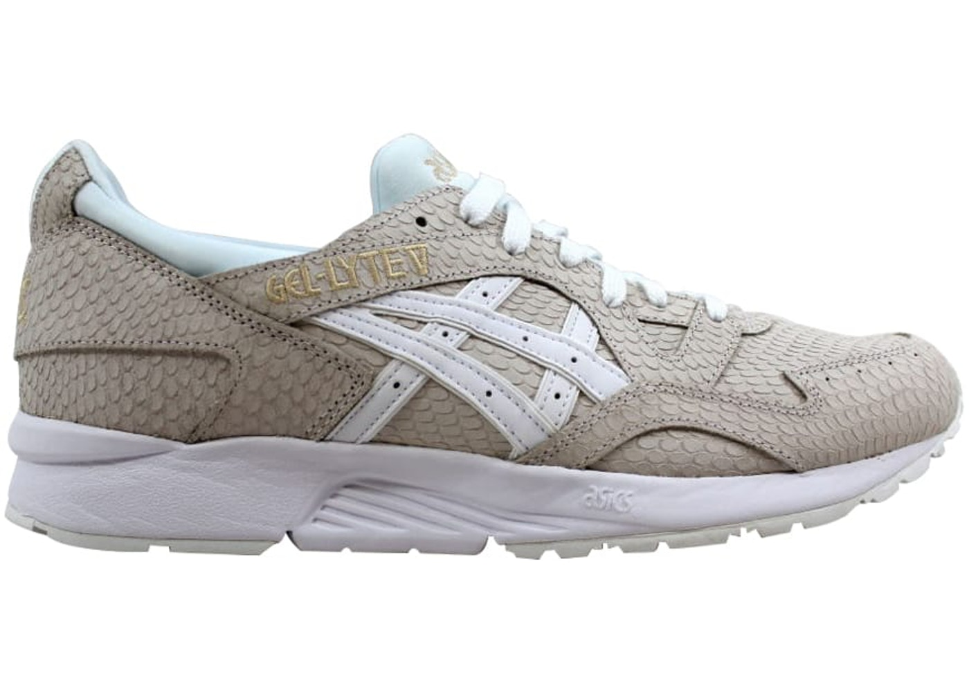 finest selection d99f9 a0605 Asics Gel Lyte V 5 White/White (W)