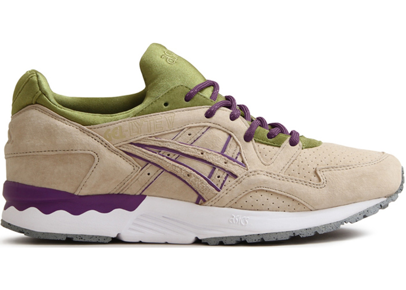 best service 47be5 a2b85 ASICS Gel-Lyte V Concepts
