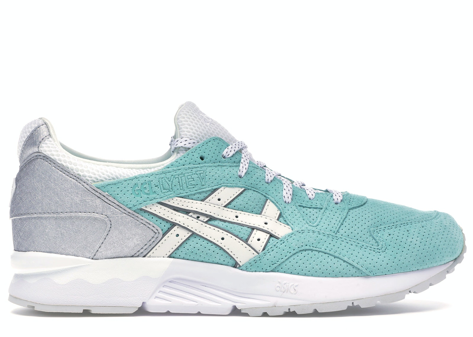 "ASICS Gel-Lyte V Diamond Supply Co x Ronnie Fieg ""Tiffany"" Grey"