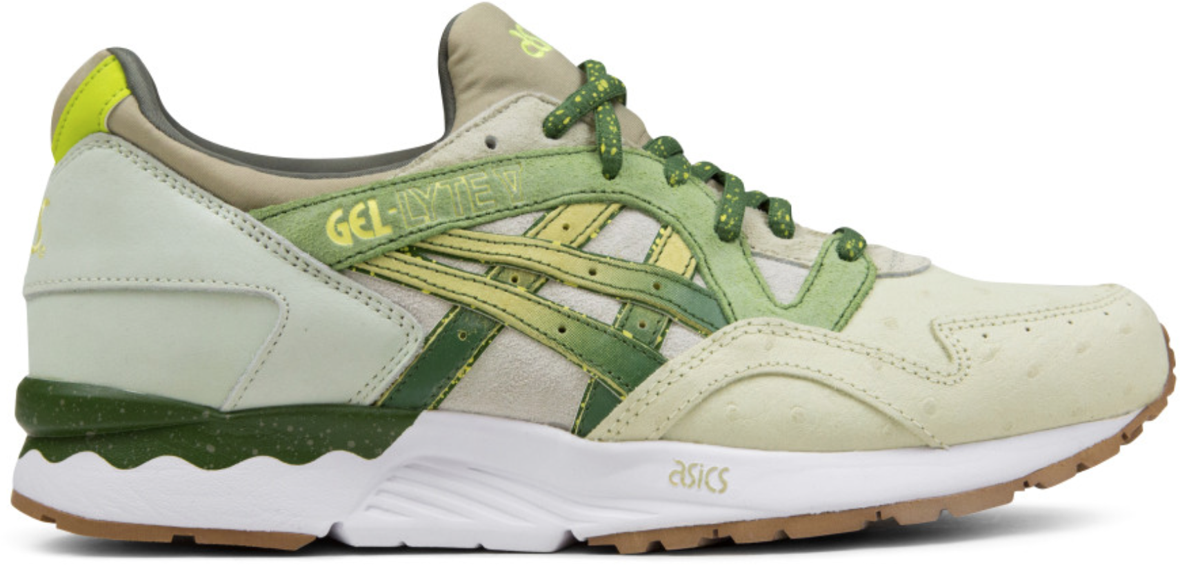 ASICS Gel Lyte V Feature Prickly Pear Cactus